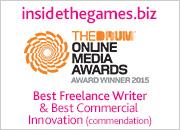 Online Media Awards 2015