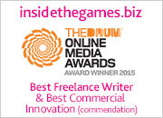 Online Media Awards 2015 Winner